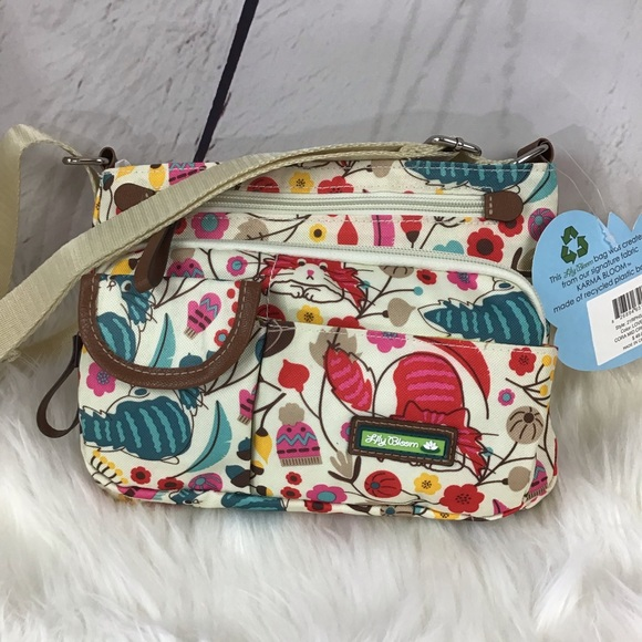 Lily Bloom Bags Love Cats Cora Crossbody Bag Poshmark